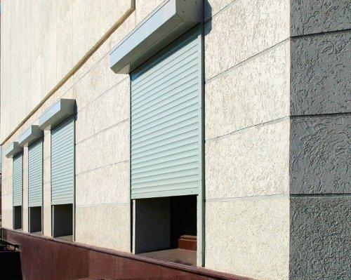 Рольставни на окна первых этажей квартир и офисов