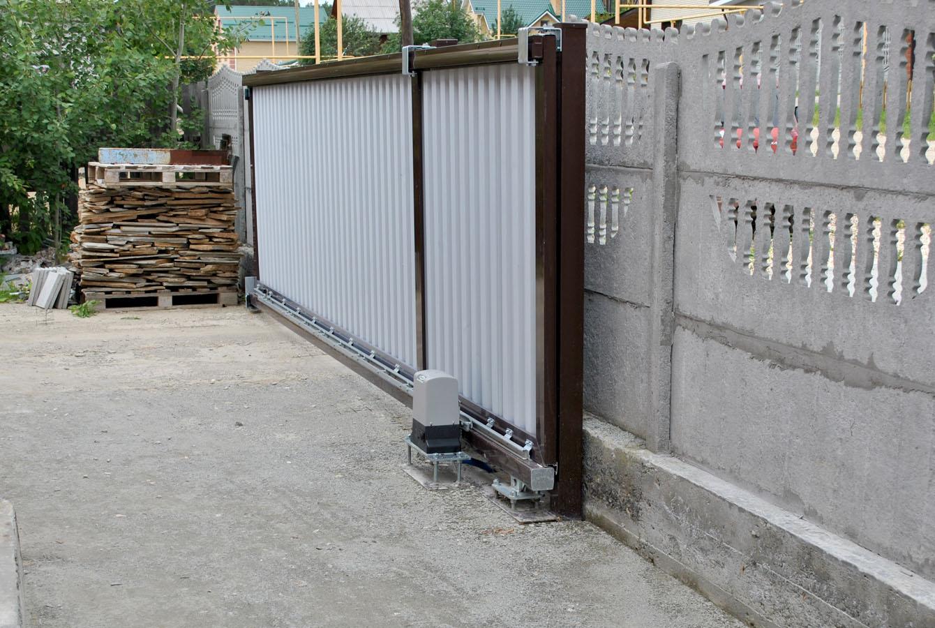 Автоматика на ворота одесса